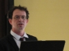 Eröffnung der Konferenz durch Rolf F. Nohr